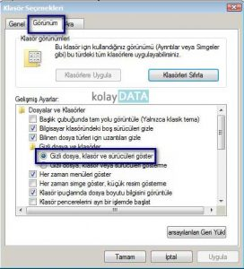 Windows'u Hızlandırmanın 8 Yolu