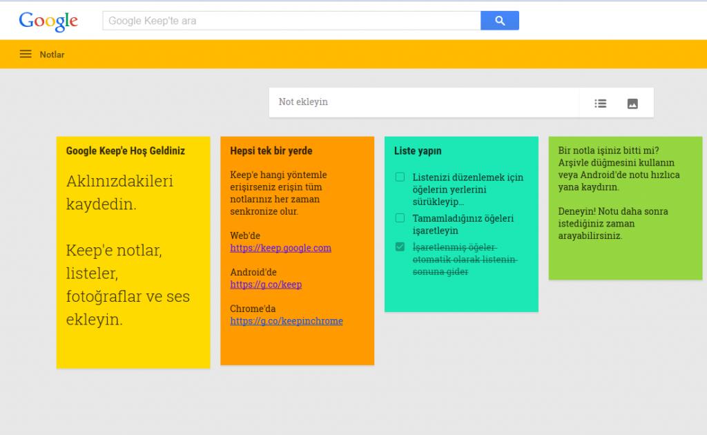 Google Keeper