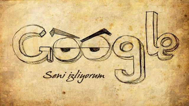 google izliyor