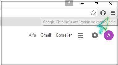 Chrome Geçmiş Silme 1