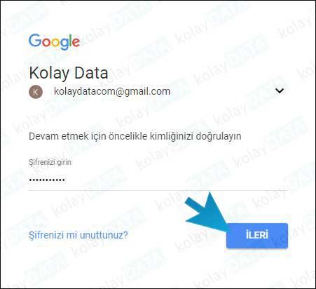 gmail sil