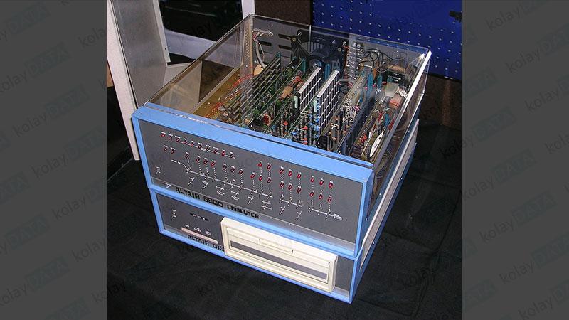 İlk Bilgisayar Donanımları