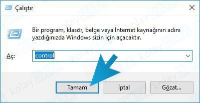 Windows Açılış Sesini Kapatma