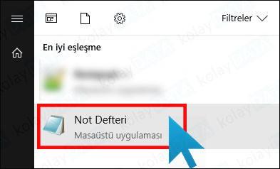 Windows Ürün Anahtarı Bulma