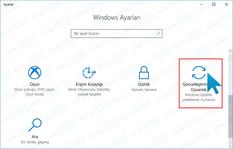 Windows 10 Nasıl Güncellenir
