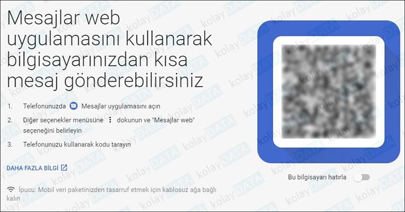 Mesajlar web