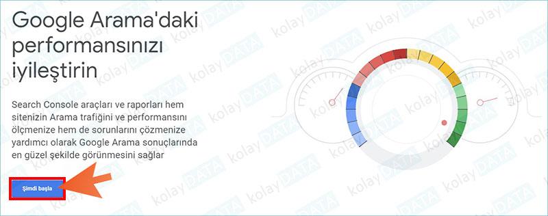 GoogleWebmaster Tools'a Site Eklemek