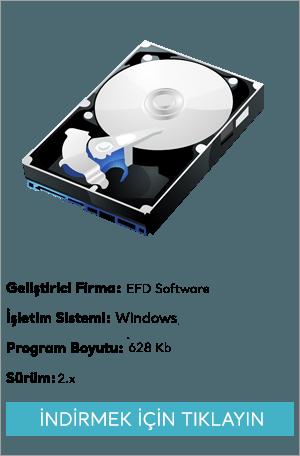 HDD Test Programı