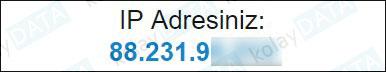 IP Adresi Değiştirme