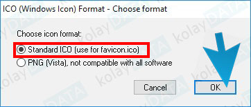 Photoshop ikon simge ico favicon