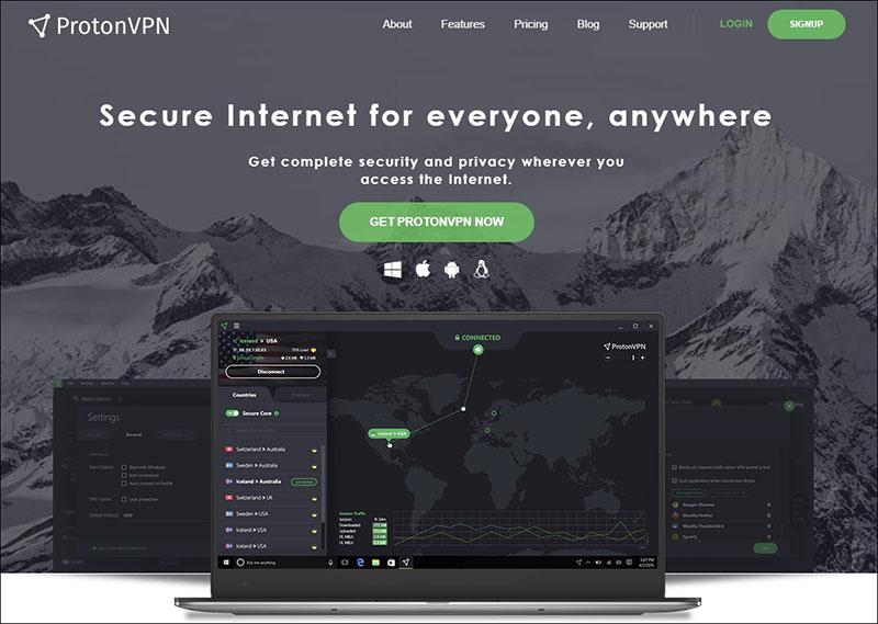 Ücretsiz VPN Programları