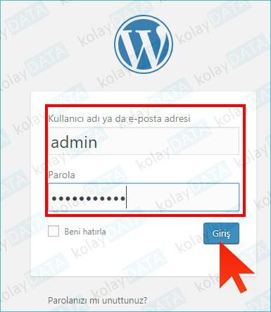 wordpress kurma