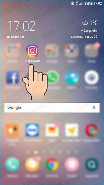 Instagram'da Paylaşımları Yoruma Kapatma