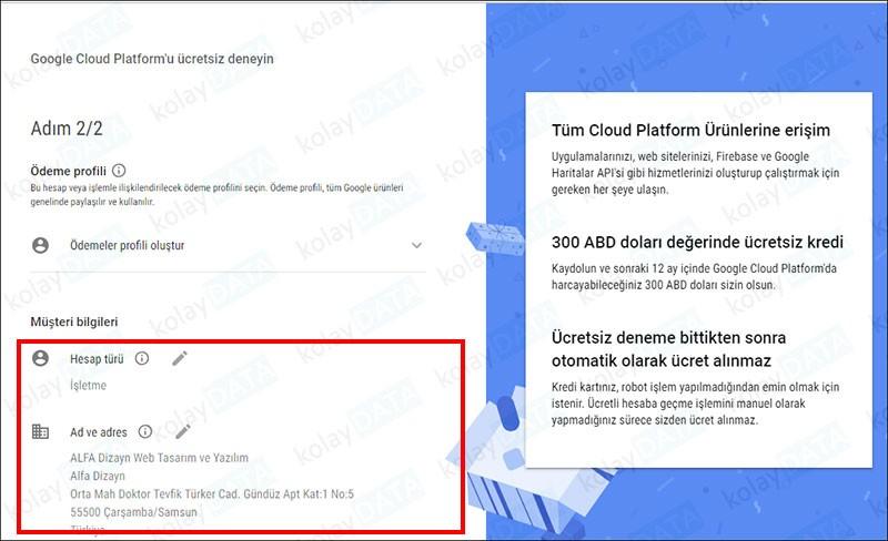 Google Cloud ile Ücretsiz Hosting Kurulumu
