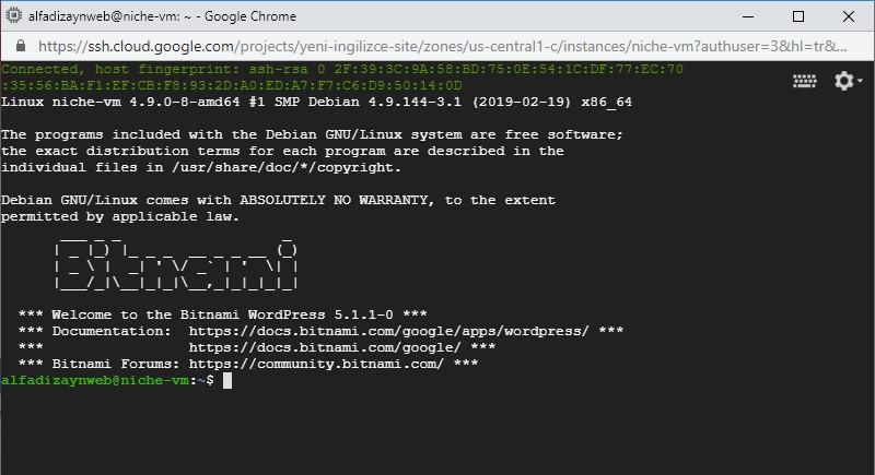 google-cloud-ssl-kurulumu