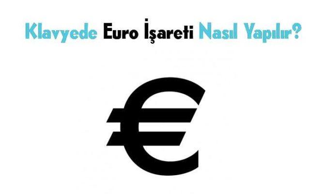Euro-işareti