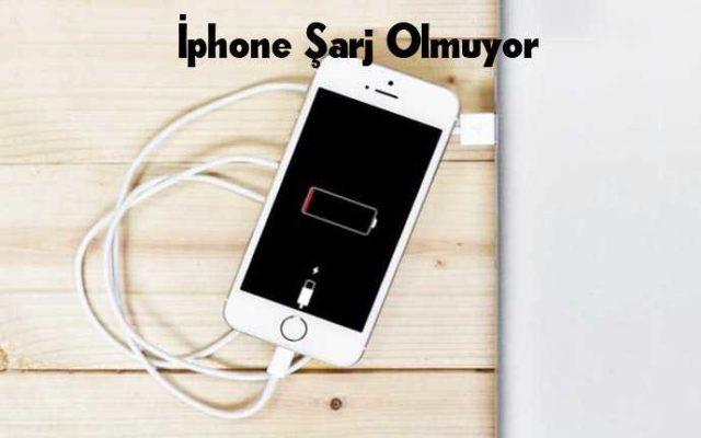 iphone-şarj-olmuyor