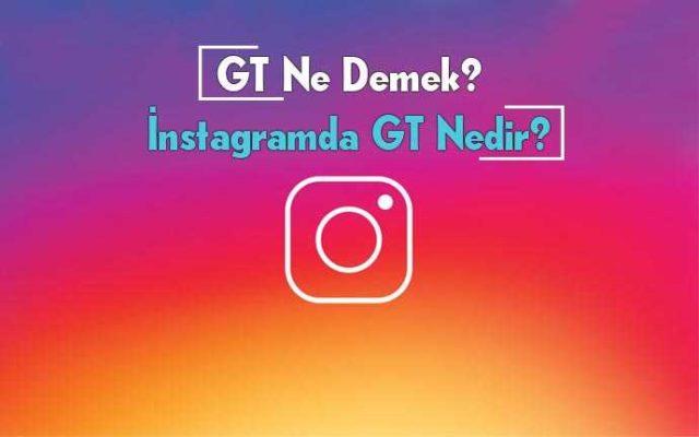 GT-Ne-Demek