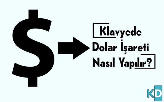 Dolar-işareti