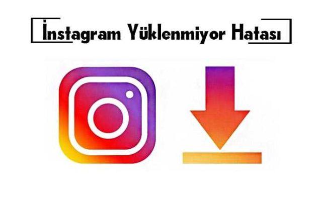 instagram-neden-Yüklenmiyor