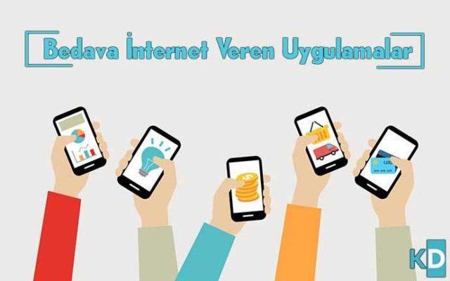 Bedava-internet-Veren-Uygulamalar