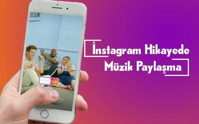 instagram-Hikayede-Müzik-ekleme