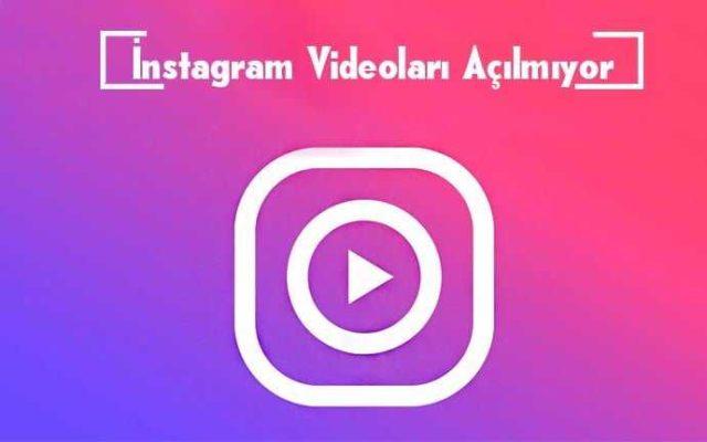 instagram-Videoları-Açılmıyor