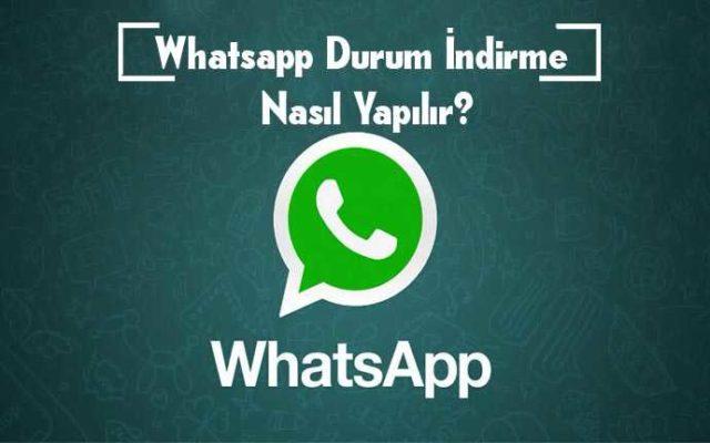 whatsapp-durum-indir