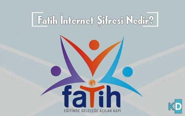 fatih-wifi-şifresi